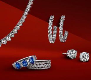 Blue Nile臻美珠宝礼品惊喜特惠,让节日季礼物更加璀璨