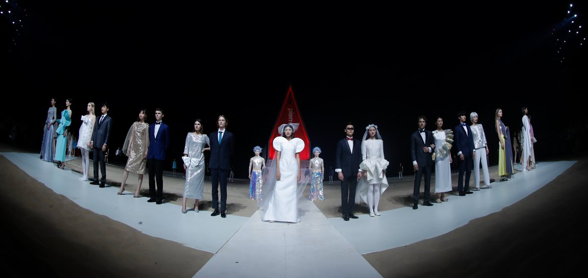 皮尔·卡丹的无限演变——全新系列发布主打青春牌