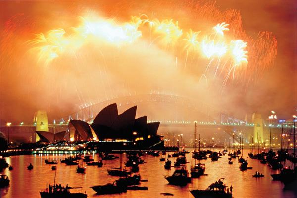 澳大利亚——南半球的新年奇遇记