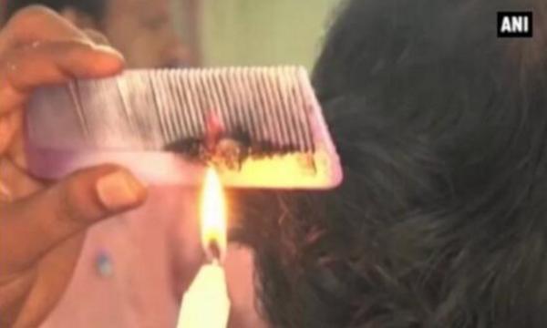 蜡烛理发在外国流行吗 能治分叉