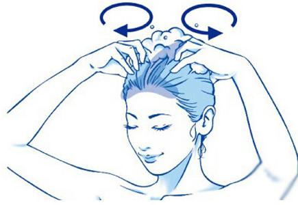 头皮spa按摩步骤图解 护理价格是多少