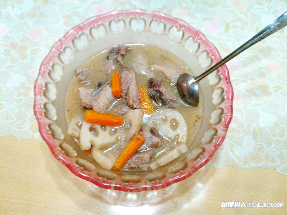 秋季9月男人养生的汤品推荐