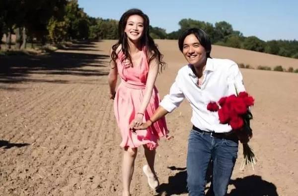舒淇×冯德伦婚了|兜兜转转二十年,两个人,一段情
