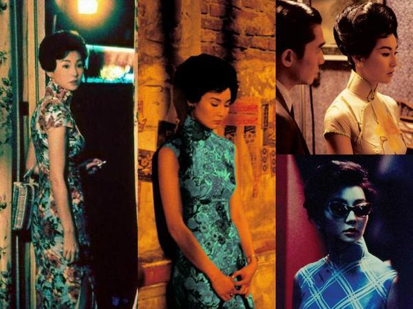 看完立马偷师穿搭的6位电影女主角,美得不像话!